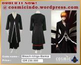Kostum Cosplay-Bleach Ichigo Kurosaki-088806003287